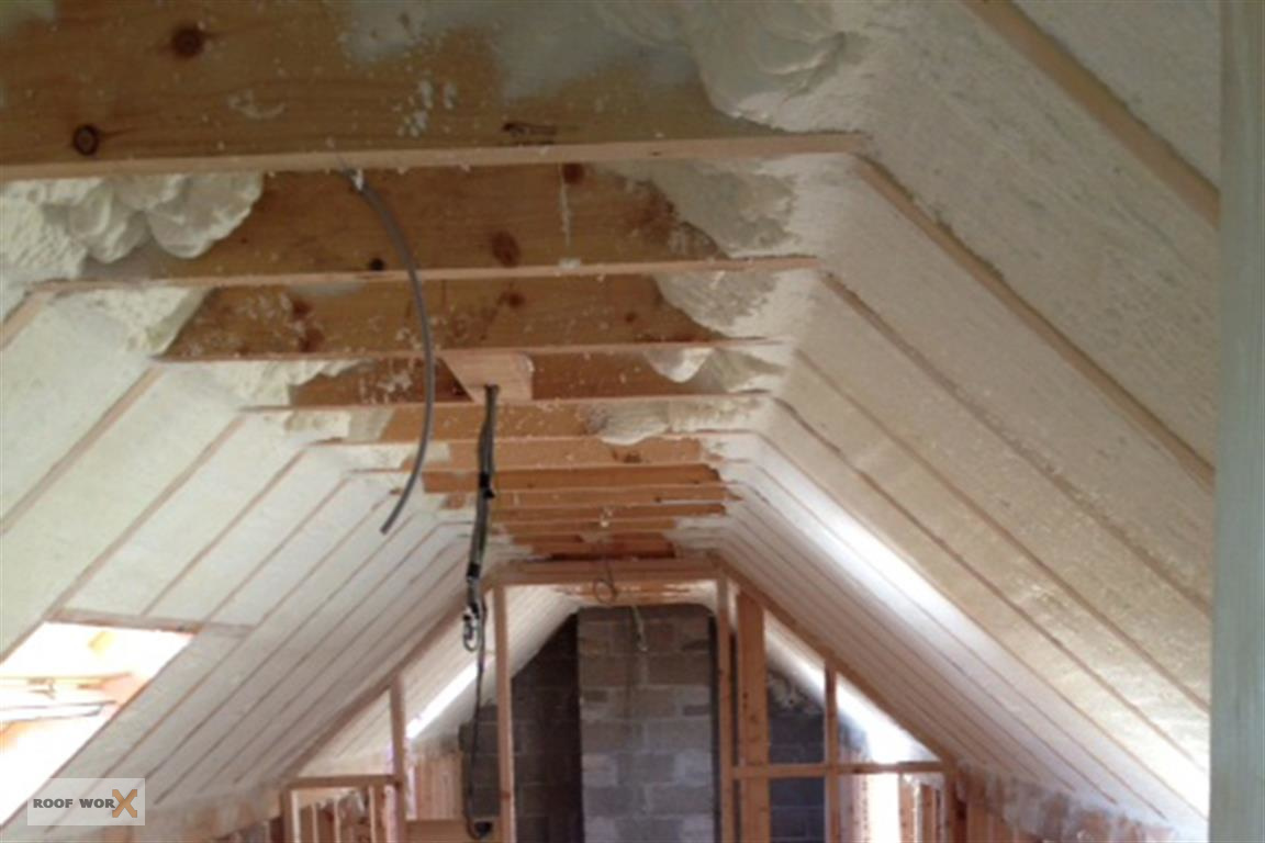 Attic Insulations Roof Worx Dublin