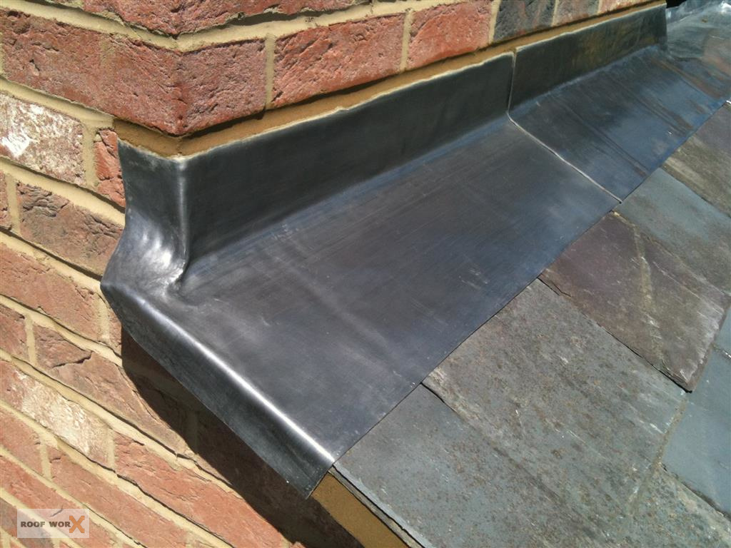 Lead Flashing Repairs Roof Worx Dublin