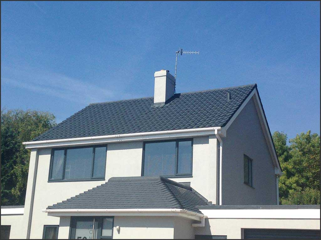 Roof Tile Sealing Amp Painting Roof Worx Dublin