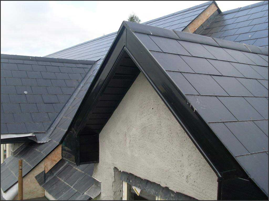 Soffits And Fascia Installations Roof Worx Dublin