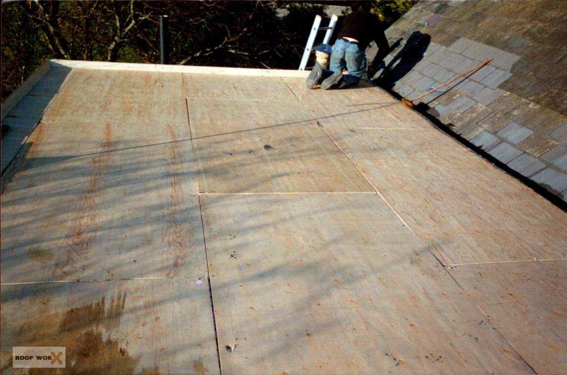 Bitumen Roofing Roof Worx Dublin